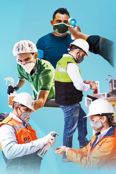 Por un retorno seguro y saludable al lugar de trabajo