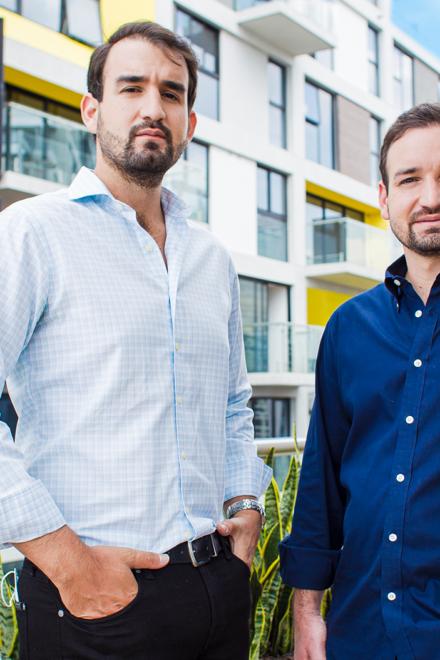 Alejandro y Sebastián Fernández, construyendo el futuro en vertical